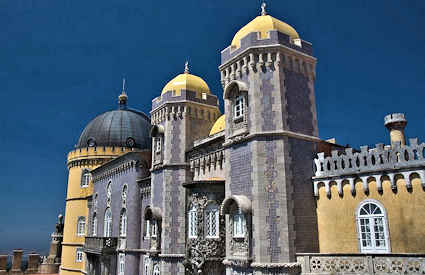 Pena National Palace