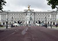 hvor ligger buckingham palace