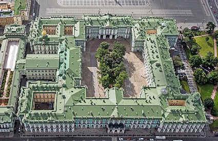 Vinterpalatset Ryssland