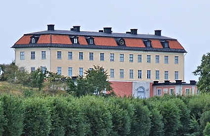 H�rningsholms slott